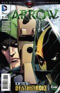 Arrow Vol 1 7