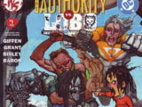 The Authority/Lobo: Jingle Hell Vol 1 1