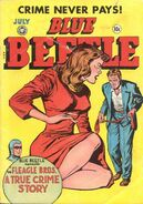 Blue Beetle Vol 1 57