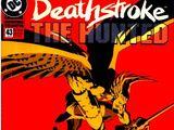 Deathstroke the Hunted Vol 1 43