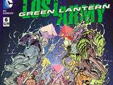 Green Lantern: The Lost Army Vol 1 6