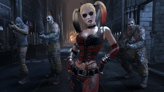 File:Harley Quinn in Arkham City.jpg