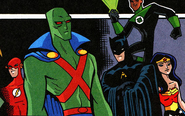Justice League LSHAU