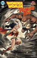 Wonder Woman Tasmanian Devil Special Vol 1 1