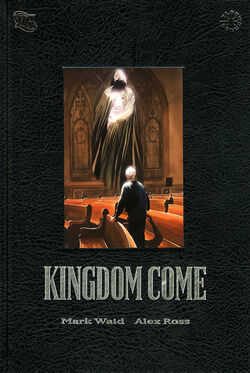Cover for the Absolute Kingdom Come Trade Paperback