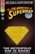 Adventures of Superman Vol 1 501