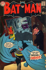 Batman #217 (1969)End of the Silver Age