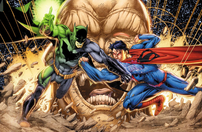 Batman Superman Vol 1 7 Textless