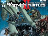 Batman/Teenage Mutant Ninja Turtles II Vol 1 6