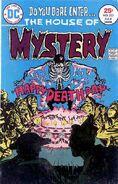 House of Mystery v.1 233