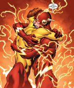 Kid Flash: Rebirth.