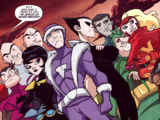 Legion of Substitute Heroes (Legion of Super-Heroes TV Series)