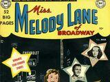 Miss Melody Lane of Broadway Vol 1