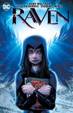 Cover for the Raven Trade Paperback
