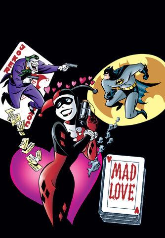 File:Batman Adventures Mad Love Vol 1 1 Textless.jpg