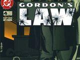 Batman: Gordon's Law Vol 1 4