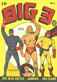 Big 3 vol 1 1