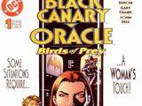 Birds of Prey: Black Canary/Oracle Vol 1 1
