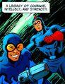 Blue Beetle Ted Kord 0087