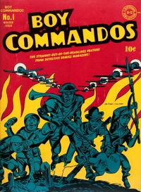 Boy Commandos 1