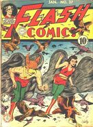 Flash Comics 37