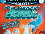 Hal Jordan and the Green Lantern Corps Vol 1 15