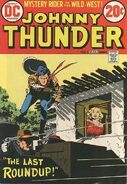 Johnny Thunder Vol 1 1
