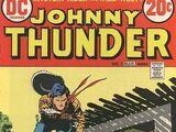 Johnny Thunder Vol 1 1