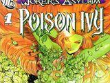 Joker's Asylum: Poison Ivy Vol 1 1