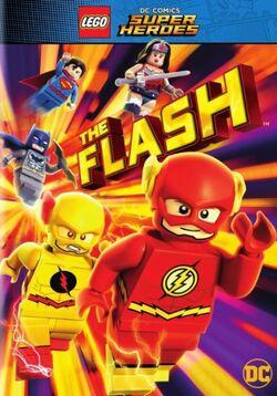 Lego DC Comics Super Heroes The Flash