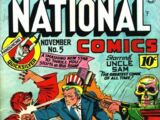 National Comics Vol 1 5