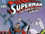 Superman: The Man of Steel Gallery Vol 1 1