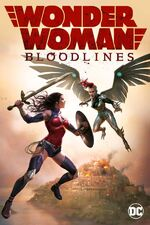 Wonder Woman Bloodlines Cover