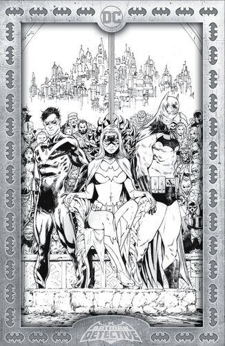 Torpedo Comics Exclusive B&W Tony S. Daniel Variant