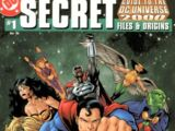 Guide to the DC Universe Secret Files and Origins Vol 1 2000