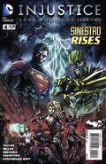 Injustice Year Two Vol 1 4