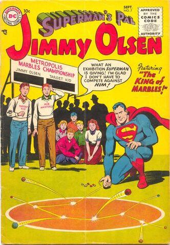File:Jimmy Olsen Vol 1 7.jpg