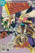 Legion of Super-Heroes Vol 2 264