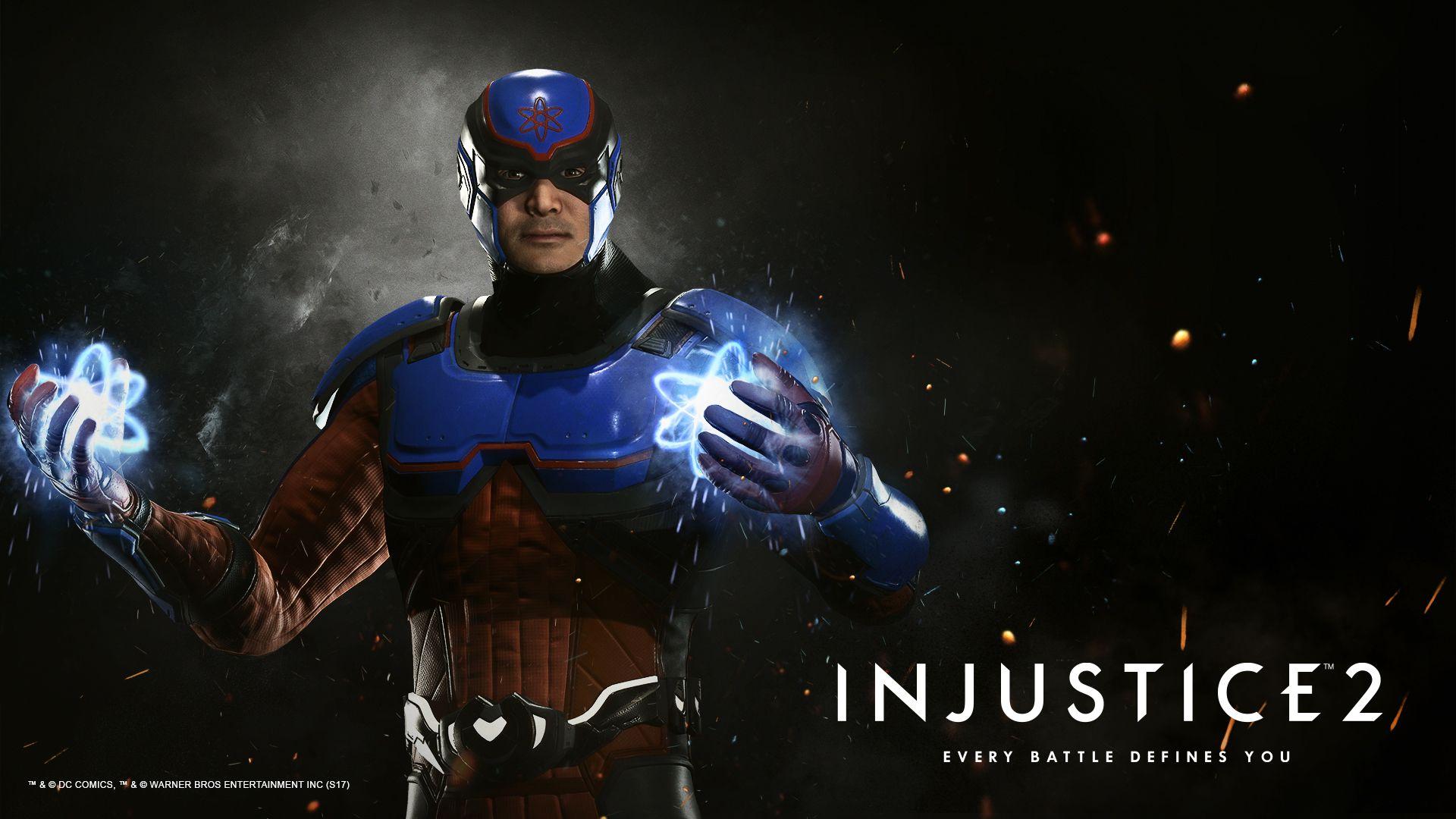 Ryan Choi Injustice Regime 0001