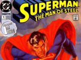 Superman: The Man of Steel Vol 1 1