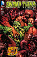 Swamp Thing Vol 5 33