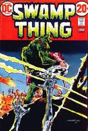 Swamp Thing v.1 3