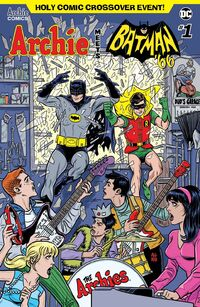 Archie Meets Batman '66 Vol 1 1
