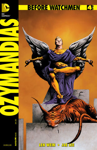 File:Before Watchmen Ozymandias Vol 1 4 Combo.jpg