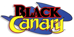 Black Canary Vol 1 Logo