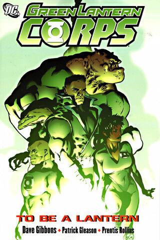File:Green Lantern Corps To Be a Lantern.jpg