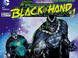 Green Lantern Vol 5 23.3: Black Hand