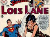 Superman's Girl Friend, Lois Lane Vol 1 80