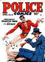 Police Comics Vol 1 18