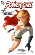 Power Girl Old Friends TPB